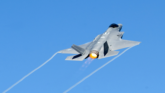 Questions on the F-35A
