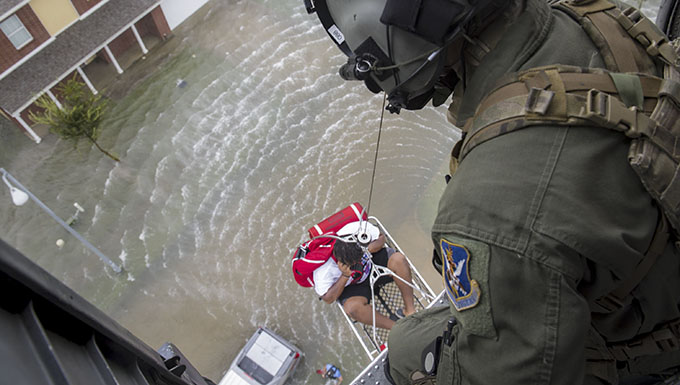 AFNORTH wraps up Hurricane Harvey ops