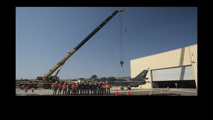 U.S. Airmen teach aircraft recovery to Chilean Air Force Partners