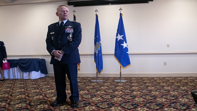 ACC deputy commander retires after 3 decades of service