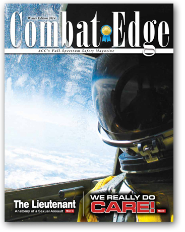 The Combat Edge - Winter 2014