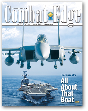 The Combat Edge - Summer 2015