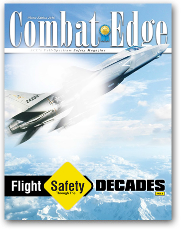 The Combat Edge - Winter 2016