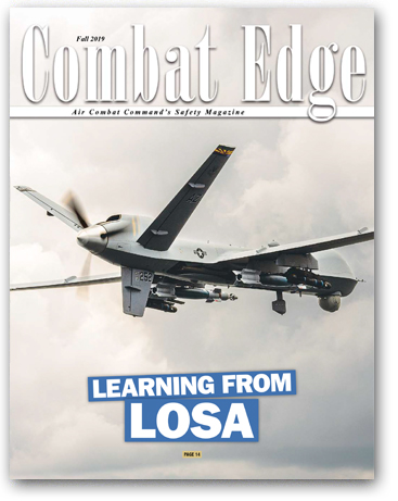 The Combat Edge Fall 2019
