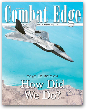 The Combat Edge Winter 2020