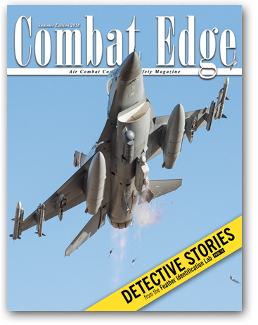 The Combat Edge - Summer 2018