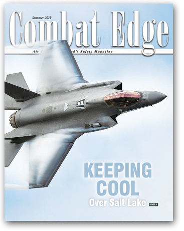 The Combat Edge - Summer 2019