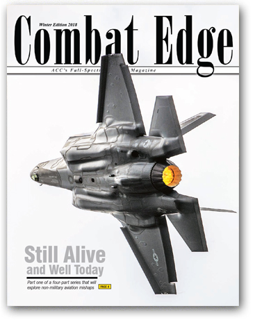 The Combat Edge - Winter 2018