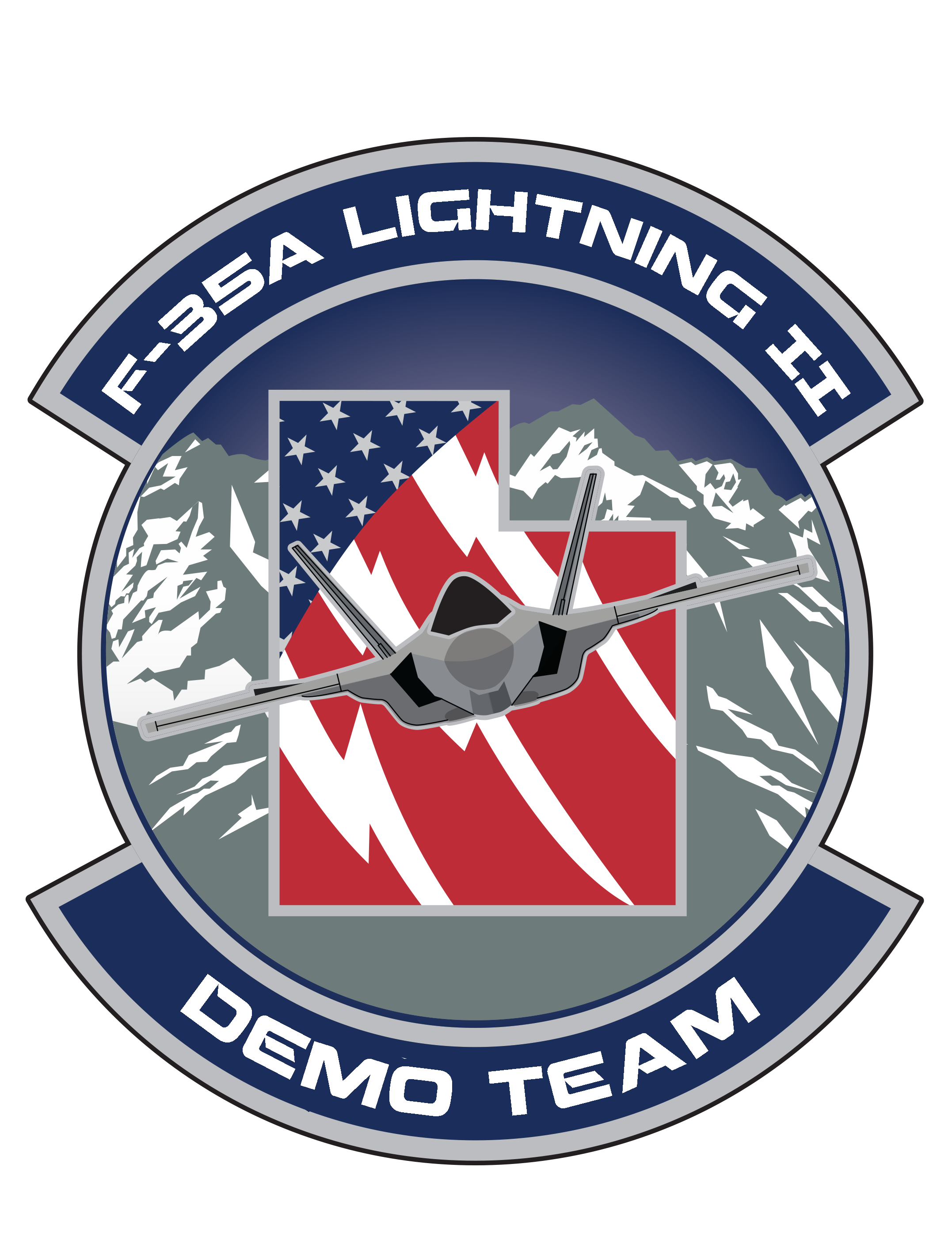 F-35 Demo Patch